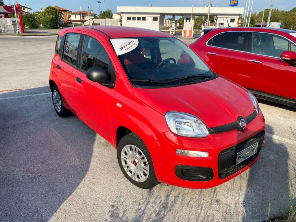 Fiat panda     NUMERO ESTRATTO:  5501